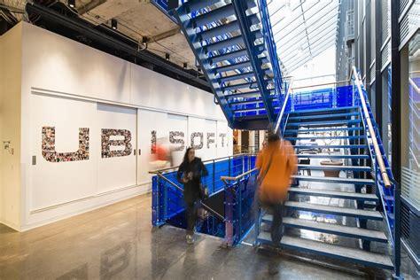 ubisoft office  quebec  architect