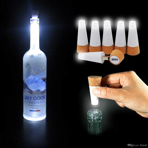 cork shaped rechargeable led bottle light best quality originality light cork shaped rechargeable
