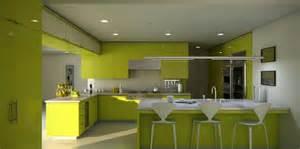 lime green kitchen ideas cuisine verte id 233 es pour un d 233 cor moderne et