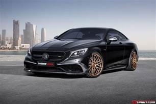 Mercedes Benze Amg Official Brabus 850 Mercedes S63 Amg Coupe Gtspirit
