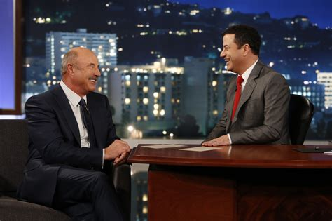 dr phil bruce jenner transitioning dr phil jokes about bruce jenner s transition on kimmel