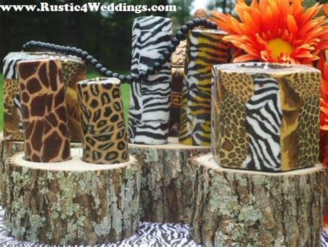 tiger centerpieces 1000 images about safari wedding centerpieces on