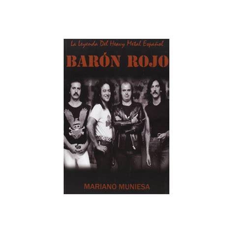 libro el barn rojo libro baron rojo la leyenda del heavy metal espa 241 ol demons shop