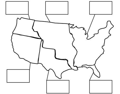 us westward expansion blank map outline map united states expansion