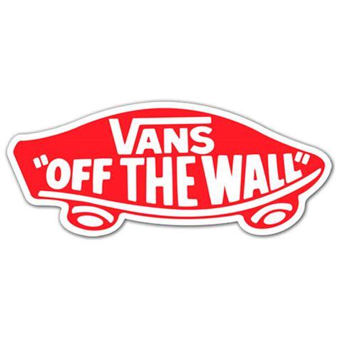 Vans Off The Wall Sticker pegatina surf skate vans off the wall 7 teleadhesivo com