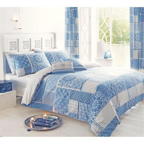 blue pattern comforter dreams n drapes shantar china blue pattern duvet set