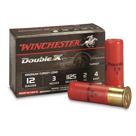 winchester supreme winchester 12 3 quot 2 oz supreme x magnum