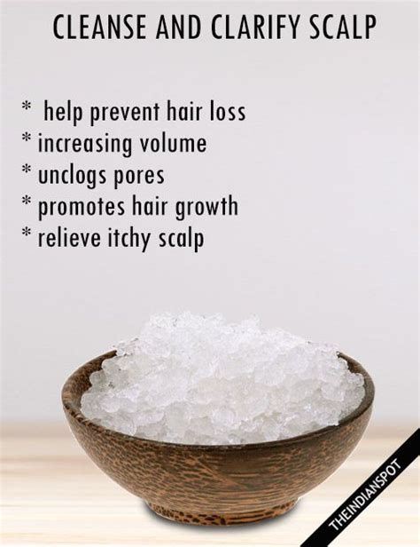 Baking Soda And Vinegar Hair Detox by Naturally Cleanse And Clarify Your Scalp Shoos Your