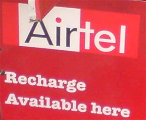 airtel mobile recharge braintrain airtel