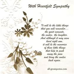 50 best images about sympathy cards and sayings on sympathy quotes sympathy notes