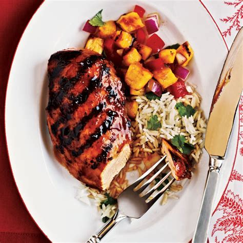 light grilled chicken recipes healthy marinade recipes cooking light