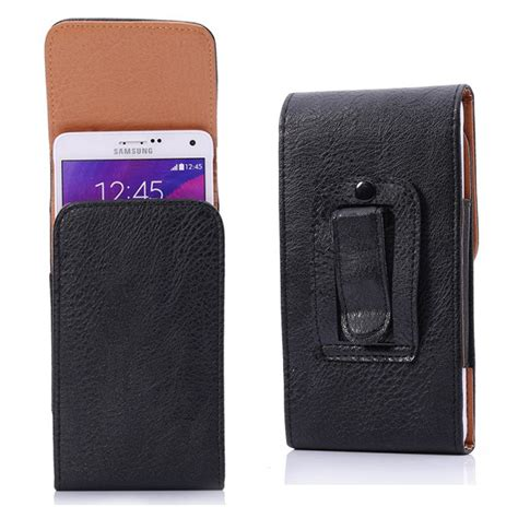 Belt Clip Pouch Asus Zenfone 6 Sarung Pinggang Zenfone 6 Vertical Belt Clip Holster Pu Leather Pouch Cover For