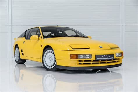 alpine a610 renault alpine a610 turbo thecoolcars nl