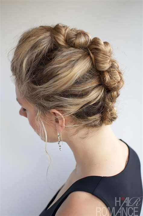 hairstyles for bed wiki how french side braid step by step picture