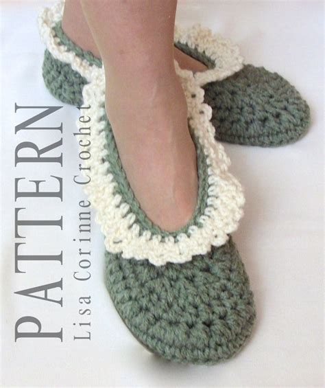 crochet house shoes womens house slippers crochet slippers pattern ladies