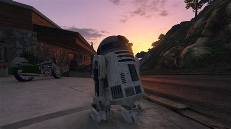 gta 5 starwars mod star wars r2d2 gta5 mods com