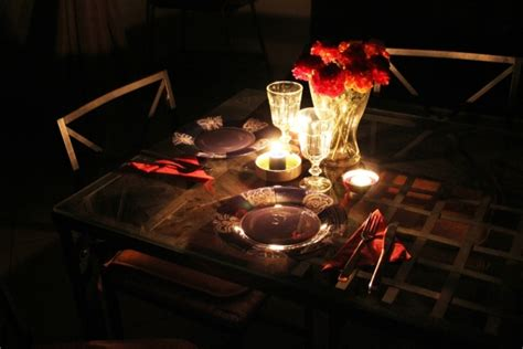 cena a lume di candela a casa cena san valentino al ristorante o a casa