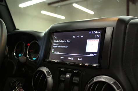Jeep Audio Din Stereo In Jeep Tj