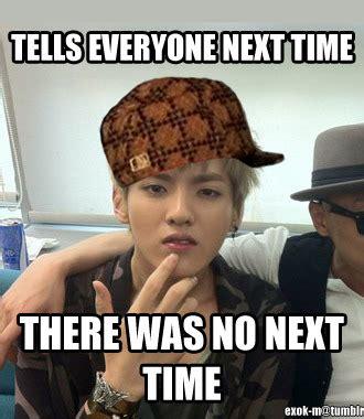 Exo Meme - meme myedits exo exo m kris wu fan too many scumbag kris