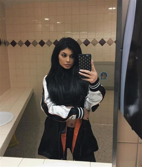 kylie jenner sulks in snapchat with partynextdoor as she
