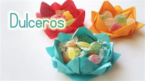 como decorar dulceros con papel china dulceros de papel en forma de calaveras mexicanas
