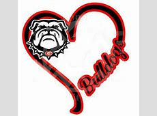 48 best Bulldog Pride images on Pinterest | Bulldogs ... Georgia Bulldog Clipart Logo