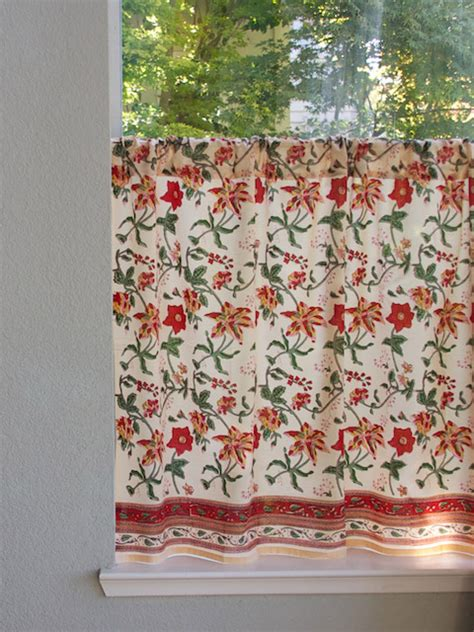 tropical kitchen curtain country kitchen tier curtains
