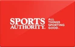 Sport Authority Gift Card - sports authority gift card discount 20 00 off