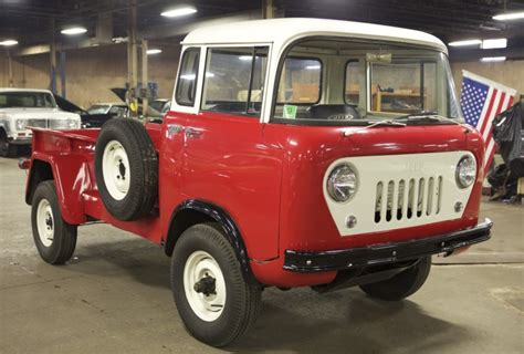 Jeep Fc 170 1963 Willys Jeep Fc 170 Bring A Trailer