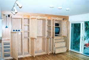 Custom Built Cabinets Custom Built In Storage Cabinetry From Cabinet Makers