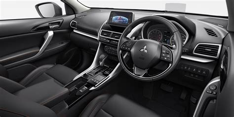 eclipse cross interior space  features tweedmouth