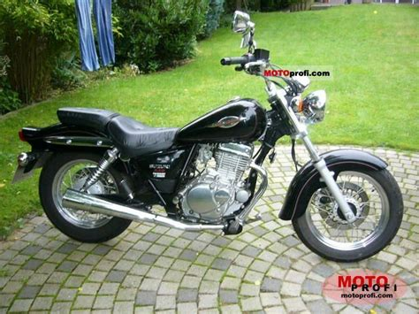 Suzuki Gz 250 Marauder Suzuki Gz 250 Marauder 2000 Specs And Photos