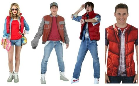 women s marty mcfly costume celebrate back to the future day with halloweencostumes