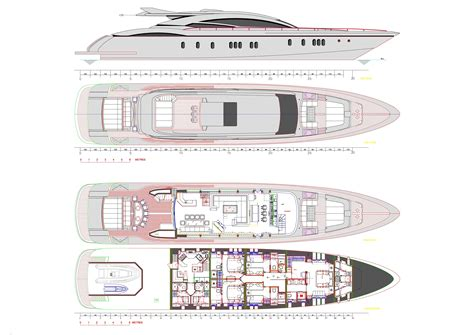 yacht floor plan o pati yacht layout golden yachts motor superyachts com