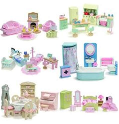 rosebud doll house quot daisylane quot kitchen dollhouse furniture by le toy van at neiman marcus for ava