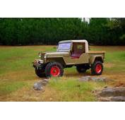 Chassi F 75 Com Carroceria Jeep Willys