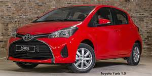 toyota new car prices south africa toyota yaris price toyota yaris 2016 2017 prices and specs