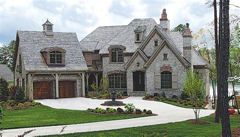 french country homes architectural styles