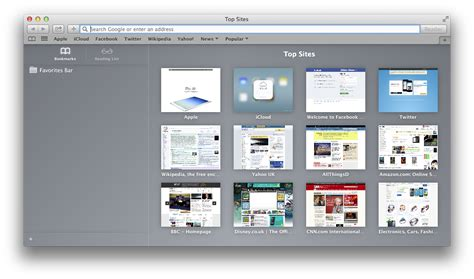 Change Home Page In Safari by How To Set Safari 7 To Open At The Homepage Macmule