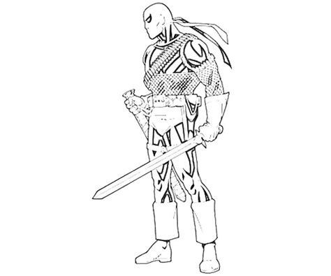 deathstroke coloring pages free stroke coloring pages