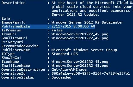 powershell automating server builds  azure pt