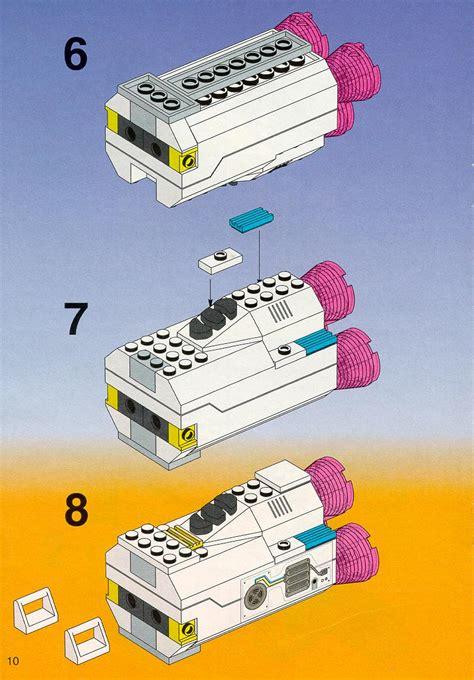 Lego Rocket Lego Jadul Indonesia bricks argz