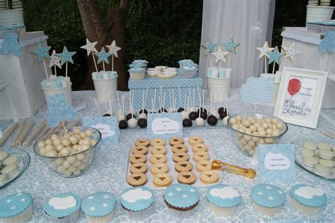 Baby Shower Candy Buffet Table by 100 Best Images About Bautizo On Pinterest Mesas