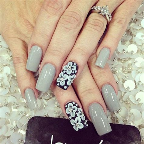 Acrylic Nails Modern Designs