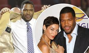 michael strahan and his wife michael strahan first wife bing images