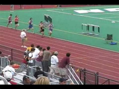 nysphsaa section 6 nysphsaa outdoor track 2005 3200m section a youtube