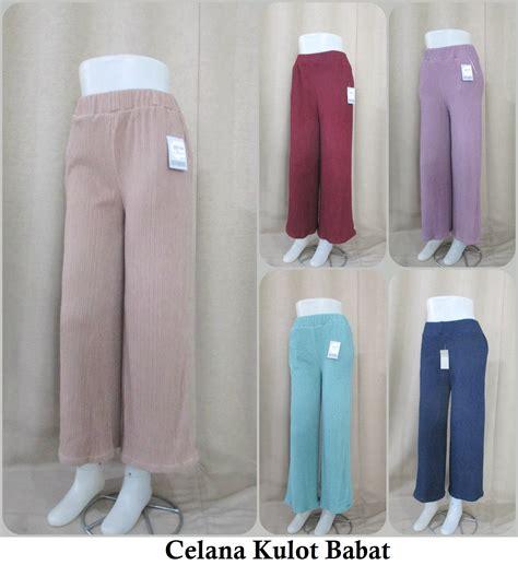 Celana Kulot Wanita Denada Kulot grosir celana kulot babat wanita dewasa murah 32ribu