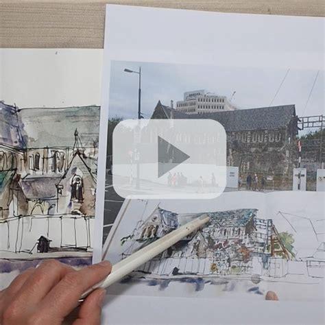 sketchbook x tips travel sketching tips from my nz sketchbooks liz