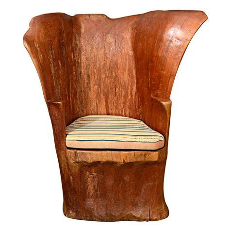 Wood Stump Chair x jpg