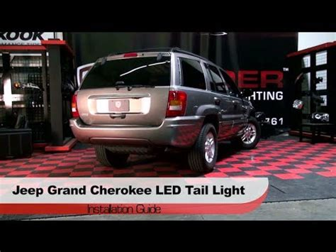 2004 Jeep Grand Light How To Install Hid Headlights On Your Car 1999 2004 Jeep